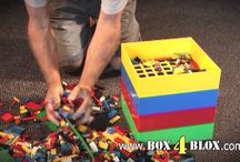 Toy Storage Tips Videos / Clean up that lego disaster zone.