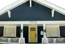 House exterior / by Jennifer Duggan