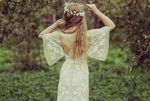 sposa bohemien