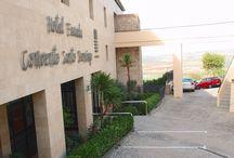 Exteriores Hotel-Escuela / Exteriores del Hotel-Escuela