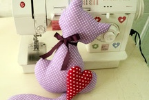 Diy idee softies  per bambini / Diy ideas for Baby softies