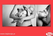 Fotografka postanowiła przybliżyć ludziom, jak naprawdę wygląda ciało kobiety po ciąży. / Bajdocja Kraina Zabawek poleca