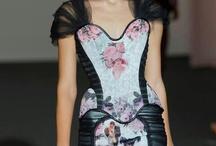 imagination runs riot with runway fashion / by April Mercado
