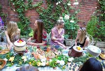 Dreamy Woodland Bridal Shower / Throwing the most magical bridal shower around.