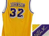 Los Angeles Lakers Memorabilia / Los Angeles Lakers Memorabilia