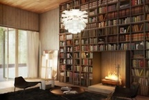 Dream Home Libraries / by Heather