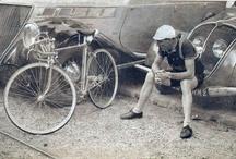 Oude wielren foto's