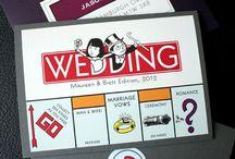 Game wedding theme