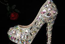 Shoes *Crystal**Rhinestone**Swarovski*Inspiration