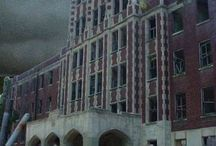 Haunted Locations! / Fun haunted places to visit someday! / by Kristin Ray