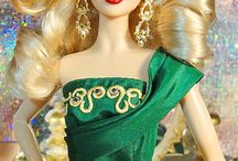 Barbie doll / by Galyna's edible art