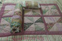 baby girl quilt