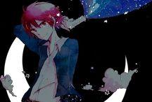 Hot anime boys! / Karma