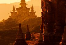 Southeast Asia Architecture / Cambodia, Thailand, Myanmar (Burma) and Vietnam ancient architecture