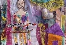 fabric art etc