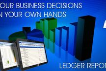 Ledger Report / Ledger is a report which shows a summary of all the transactions one after the other sorted by transaction date...  http://maxxerp.blogspot.in/2013/09/maxx-your-business-decisions-in-your.html