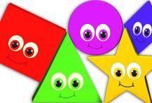 Geometric forms/forme geometrice