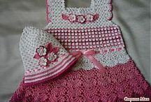 Crochet | Baby Dress