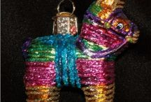Pinata Ornaments / by Mexican Christmas Tree
