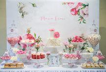 Tartas, cupcakes y galletas para fiestas