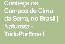 os campos de cima da serra,no brasil.