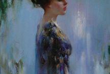 Kvinner i kunsten