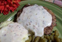 Recipes-Ground Beef / by Debra Scott
