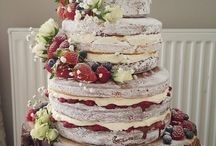 Wedding Cake Inspriation / Delicious & tempting cake ideas from exclusive weddings at Northcote Manor in Devon