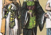 Арабский костюм фольк