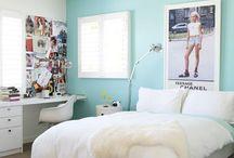 Teenagers Bedroom - Girl