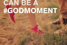 Godmoment posters