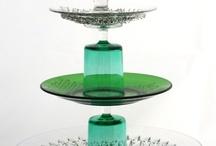 DIY with glass, bottles, ceramics