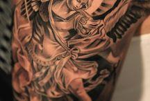 Tatuaggio san michele