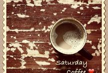 Coffee saturday
