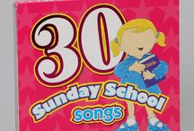 Sunday with 2s and 3s / Things to do our two and three year old kids in Bible class / by Natalie Richardson