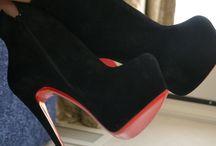 A girls best friend... Shoes!