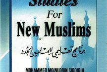 A Program of Studies for New Muslims / Source:  http://waqfeya.com