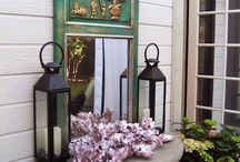 Outdoor rooms & ideas / by Shannon Blackwood