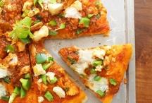 Food - Pizza / by Rebecca Deering