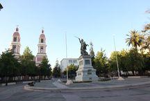 Rancagua, ciudad histórica. / Rancagua, capital de la Región del Libertador.