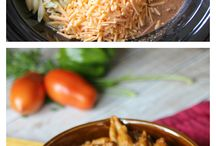 Crock pot meals / by Brittani Griffin