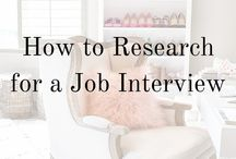 Job interview hints and tips