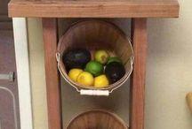 hedelmien säilytys