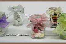 Vasetti ermetici degustazione confetti & dolci