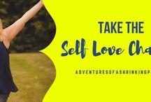 Take the self love challenge