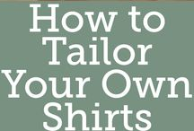 how to tailor your shirt