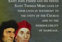St. Thomas More and St. John Fisher / 0