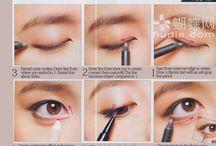 make up / ヘアメイク♡