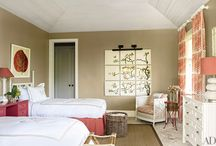 Styles for Guest Rooms