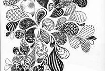 tangles et doodles